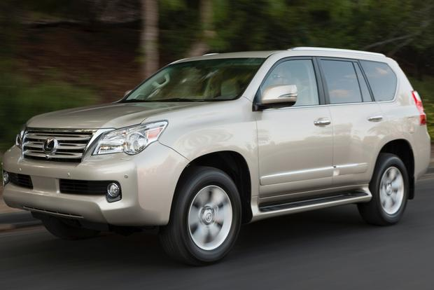 2013 Lexus GX 460: New Car Review featured image large thumb3