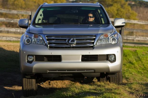 2013 Lexus GX 460: New Car Review featured image large thumb5