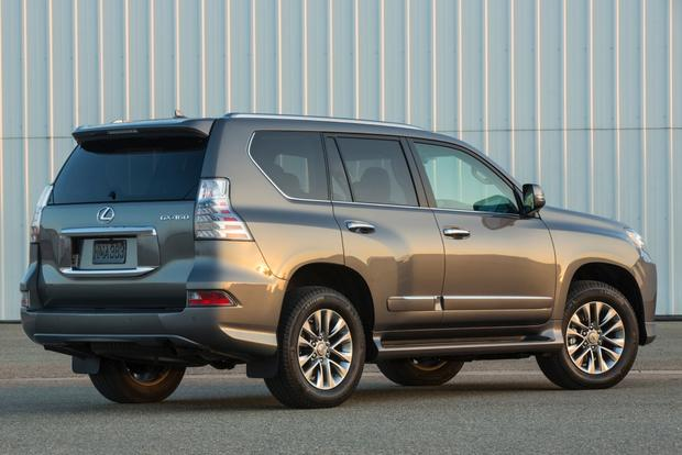 Lexus 3Rd Row >> 2014 Lexus Gx New Car Review Autotrader