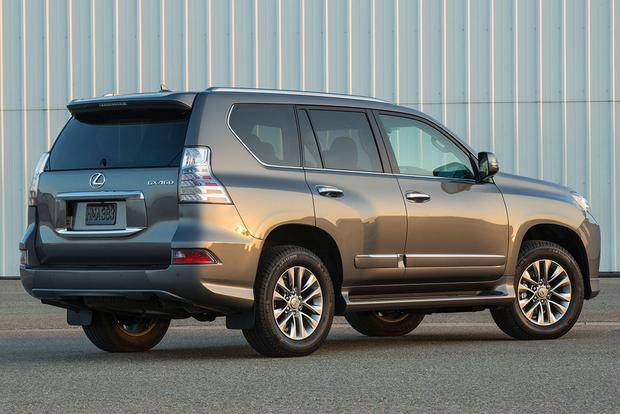 2015 Lexus GX: New Car Review featured image large thumb4