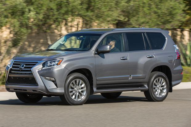 2015 lexus gx new car review autotrader. Black Bedroom Furniture Sets. Home Design Ideas