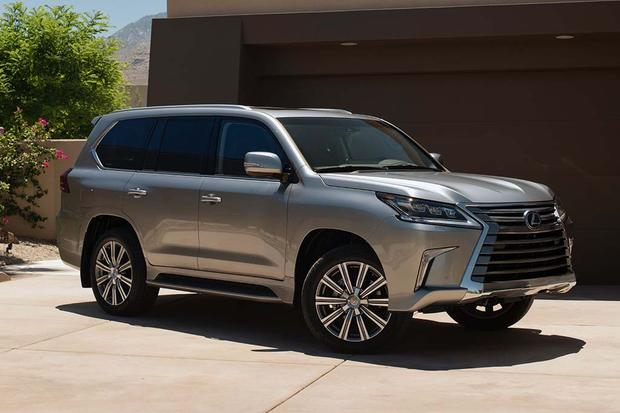 2016 Lexus GX 460 vs. 2016 Lexus LX 570: What's the Difference? featured image large thumb8