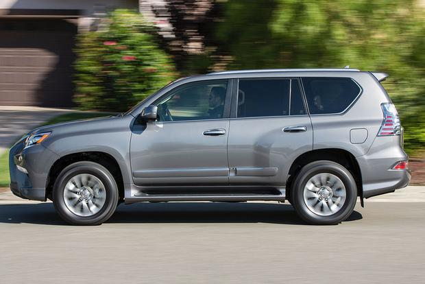 2017 Lexus GX: New Car Review featured image large thumb2