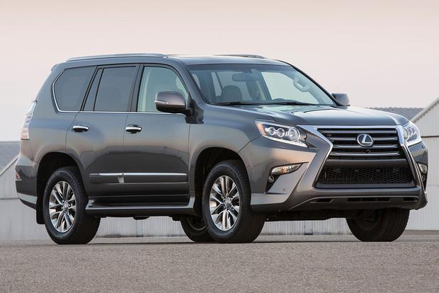 2017 Lexus GX: New Car Review featured image large thumb3
