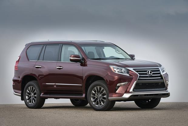 2018 Lexus GX: New Car Review featured image large thumb0