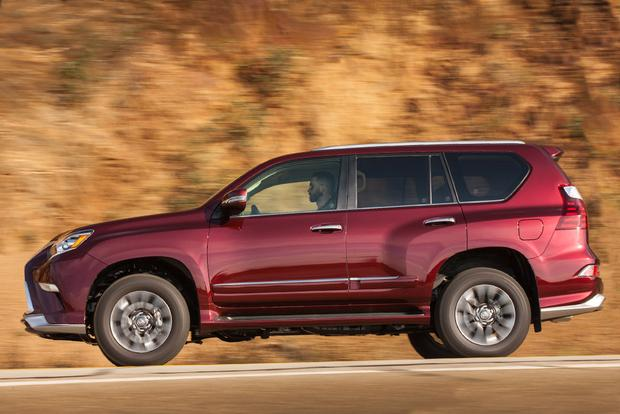 2018 Lexus GX: New Car Review featured image large thumb3