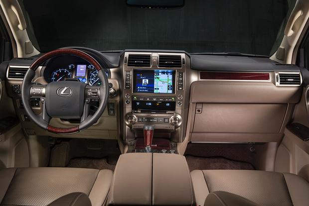 2018 Lexus GX: New Car Review featured image large thumb4