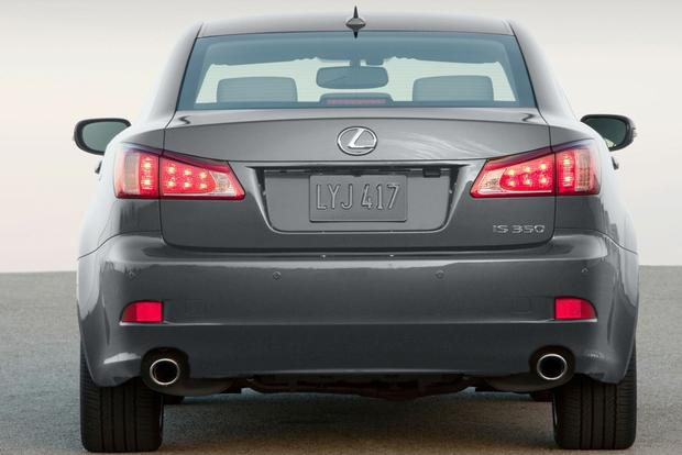 2013 Lexus IS: New Car Review featured image large thumb2