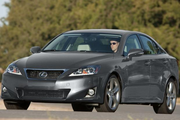 2013 Lexus IS: New Car Review featured image large thumb1
