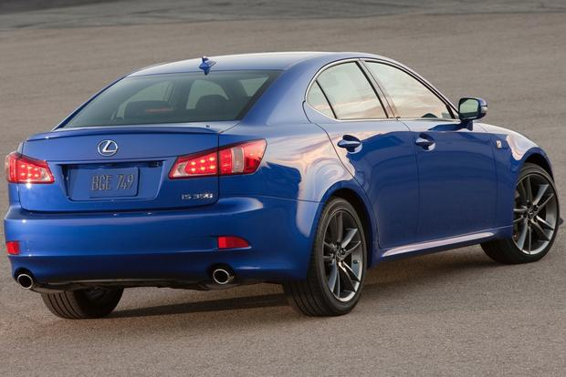 2013 Lexus IS: New Car Review featured image large thumb8
