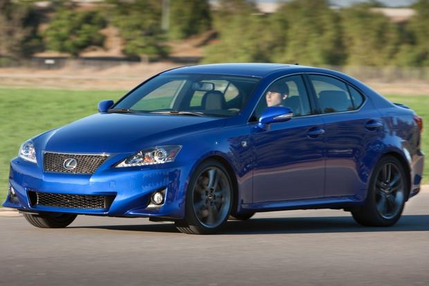 2013 Lexus IS: New Car Review featured image large thumb10