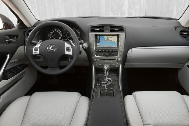 2013 Lexus IS: New Car Review featured image large thumb11