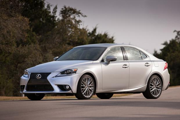2015 Lexus IS: New Car Review featured image large thumb0