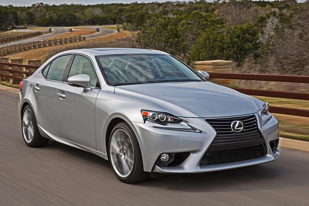 2015 Lexus IS: New Car Review featured image large thumb3