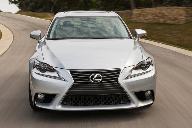 2015 Lexus IS: New Car Review featured image large thumb4