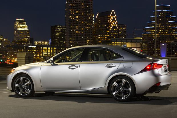 2015 Lexus IS: New Car Review featured image large thumb6