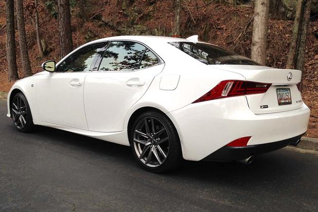 2015 vs. 2016 Lexus IS: What's the Difference? - Autotrader