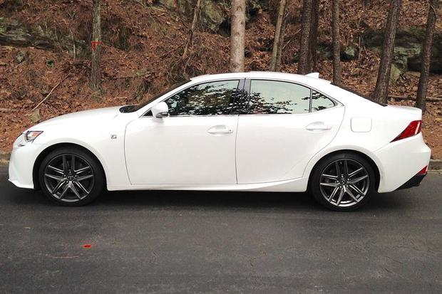 2015 Vs 2016 Lexus Is What S The Difference Autotrader
