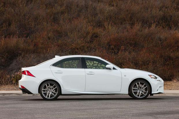 2016 Lexus IS: New Car Review featured image large thumb2