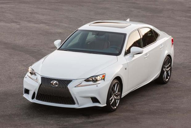 2016 Lexus IS: New Car Review Featured Image Large Thumb3