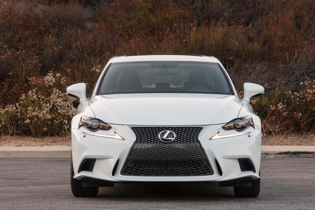 2016 Lexus IS: New Car Review featured image large thumb4