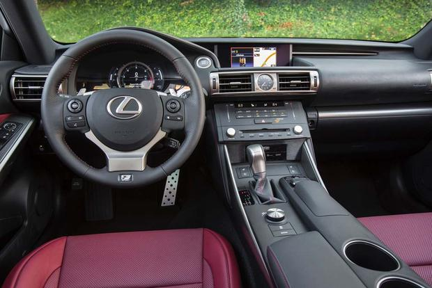 2016 Lexus IS: New Car Review featured image large thumb6