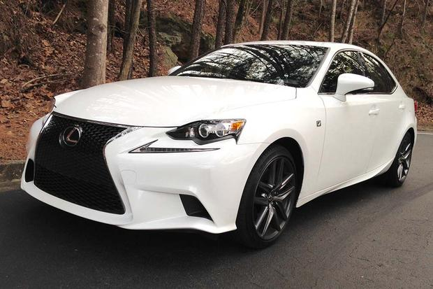 2016 Lexus IS 200t F SPORT: Real World Review