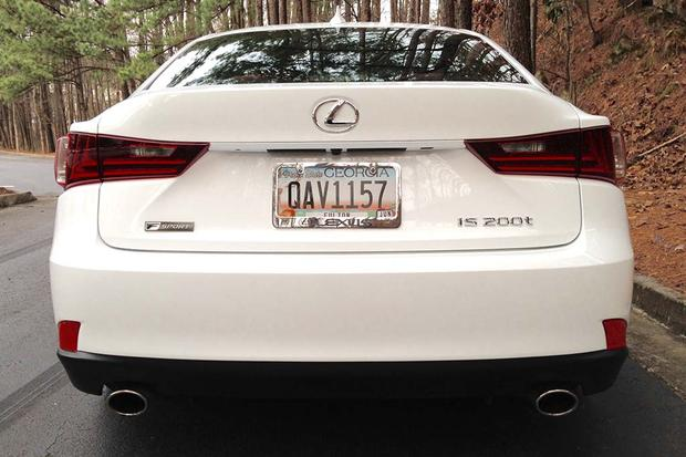 2016 Lexus IS 200t F SPORT: Real World Review featured image large thumb3
