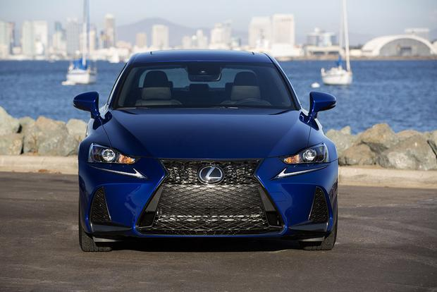2017 Lexus IS: New Car Review featured image large thumb1