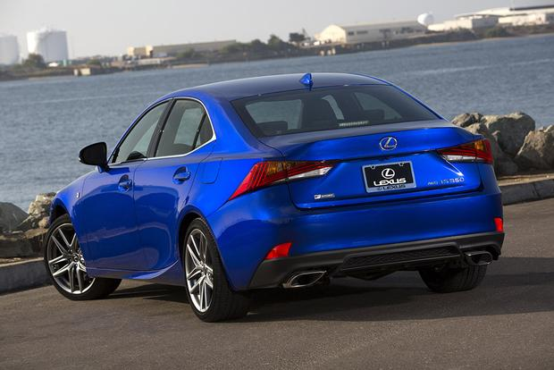 2017 Lexus IS: New Car Review featured image large thumb3