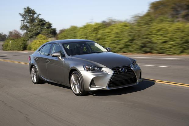 2017 Lexus IS: New Car Review featured image large thumb7
