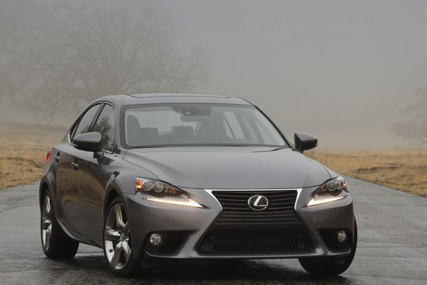 2014 Lexus IS 250 and IS 350: First Drive Review