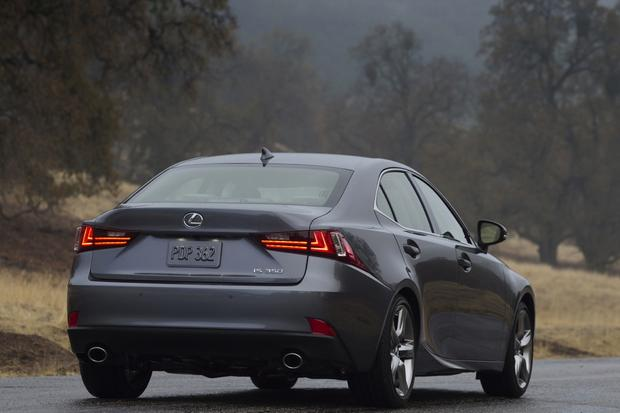 2014 Lexus IS 250 and IS 350: First Drive Review featured image large thumb1