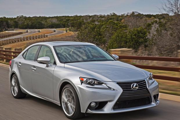 2014 Lexus IS 250 and IS 350: First Drive Review featured image large thumb3