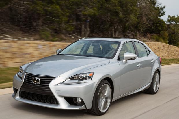 2014 Lexus IS 250 and IS 350: First Drive Review featured image large thumb4