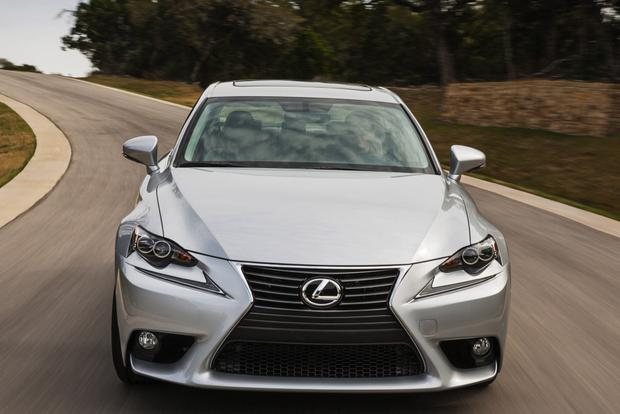 2014 lexus is 250 and is 350 new car review autotrader. Black Bedroom Furniture Sets. Home Design Ideas