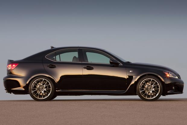2014 Lexus IS F: New Car Review featured image large thumb1