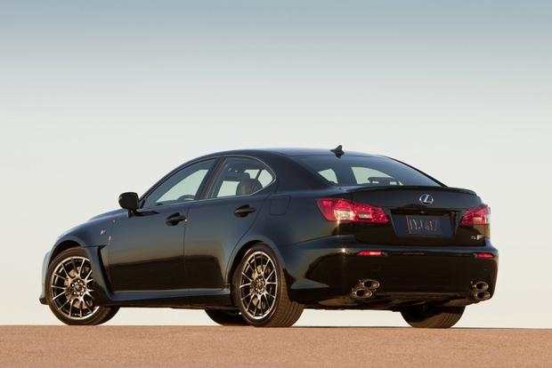 2014 Lexus IS F: New Car Review featured image large thumb2