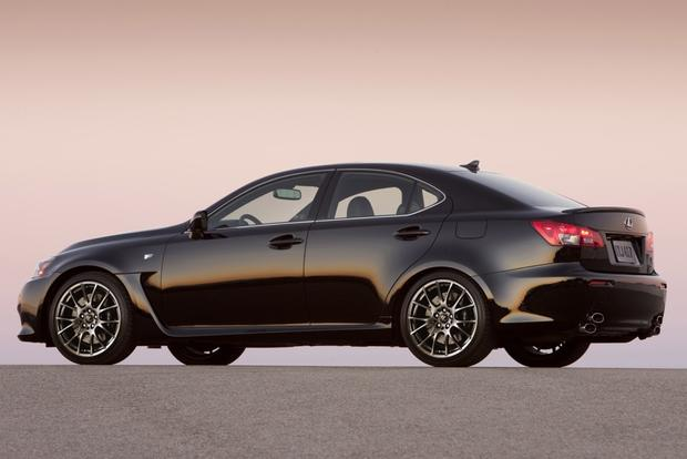 2014 Lexus IS F: New Car Review featured image large thumb3