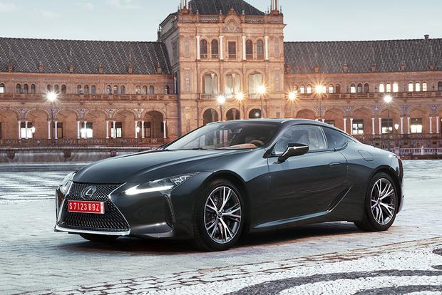 2018 Lexus LC 500 and LC 500h: First Drive Review featured image large thumb2