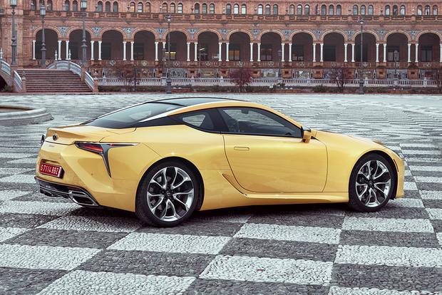 2018 Lexus LC 500 and LC 500h: First Drive Review featured image large thumb3