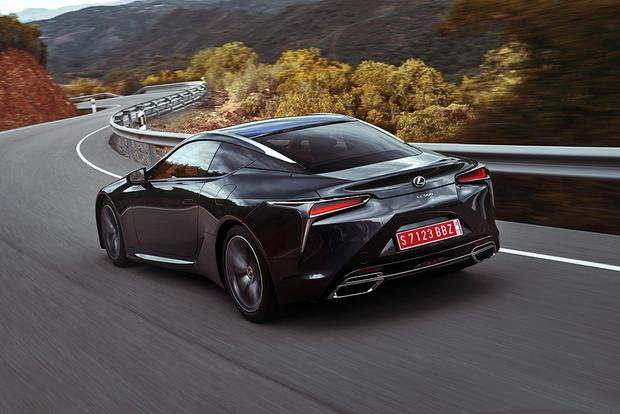 2018 lexus lc. Exellent 2018 2018 Lexus LC 500 And 500h First Drive Review Featured Image Large  Thumb4 Throughout Lexus Lc T