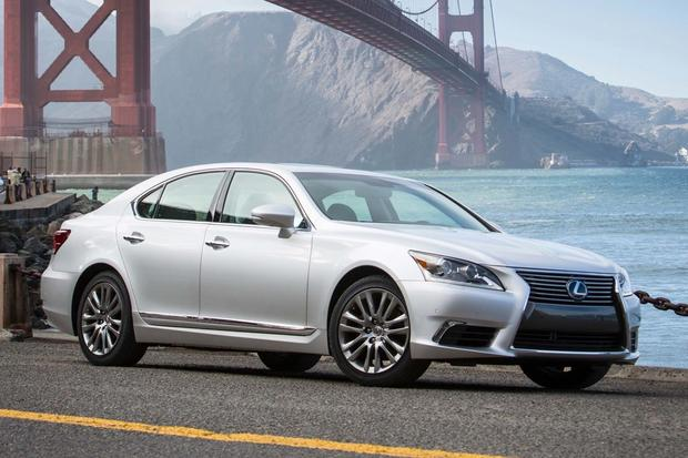 2013 Lexus LS: New Car Review
