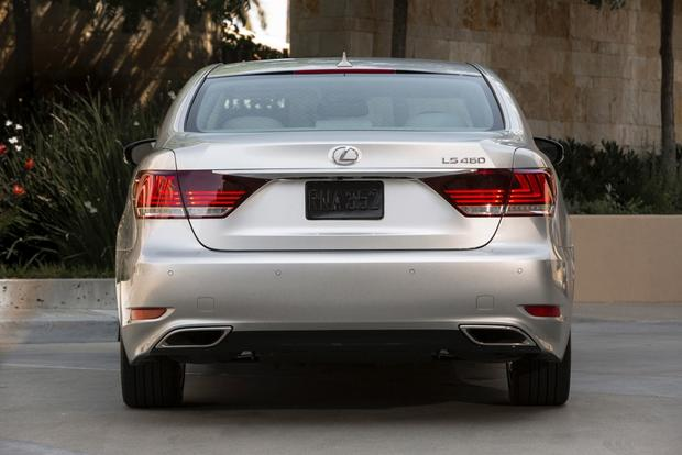 2013 Lexus LS: New Car Review featured image large thumb6