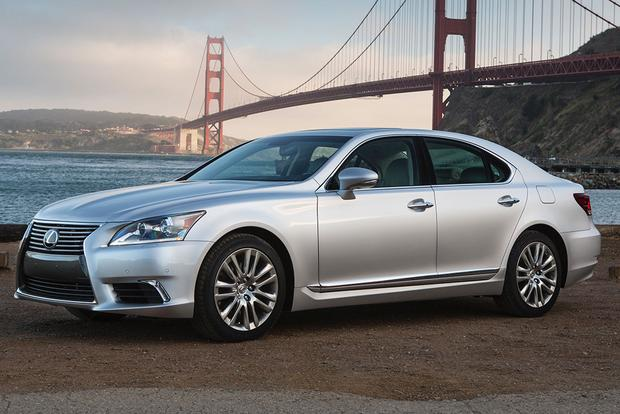 2015 Lexus LS: New Car Review featured image large thumb0