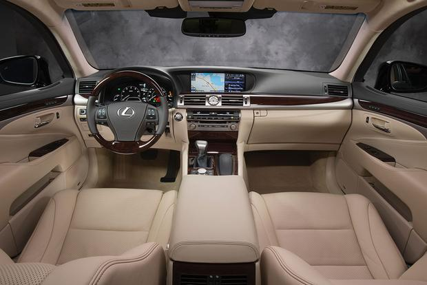 2015 Lexus LS: New Car Review featured image large thumb5