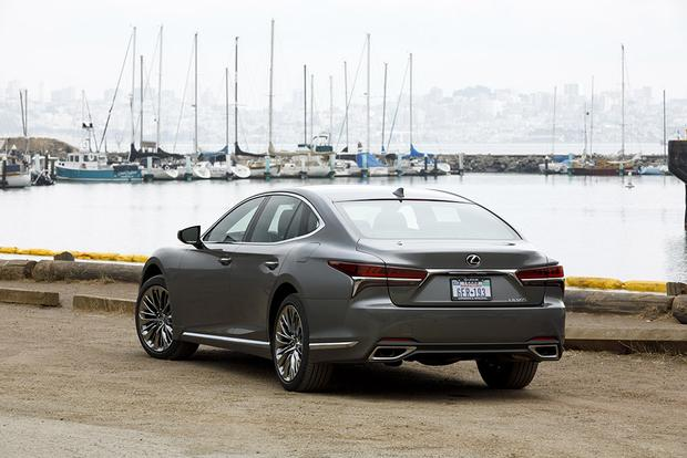 2018 Lexus LS 500: Japanese Craftsmanship featured image large thumb3