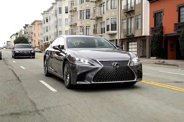 2018 lexus 500 ls. interesting lexus 2018 lexus ls 500 overthetop driverassist and safety technology for lexus 500 ls