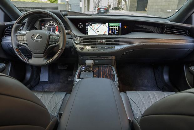 2018 lexus ls 500. delighful 2018 2018 lexus ls 500 first drive review featured image large thumb6 throughout lexus ls 500