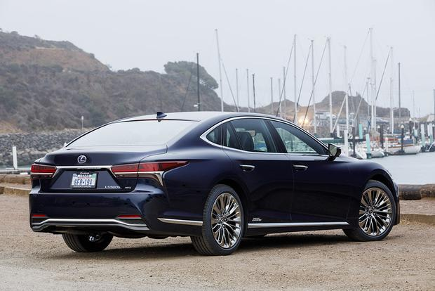 2018 Lexus LS 500: Japanese Craftsmanship featured image large thumb6
